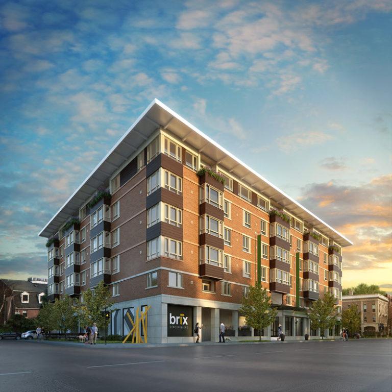 BRIX Condominiums in Salem